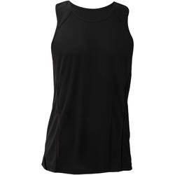 textil Herre Toppe / T-shirts uden ærmer Gamegear KK973 Black/Black