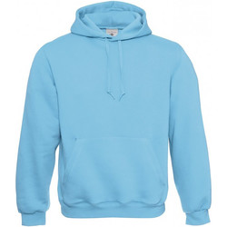textil Herre Sweatshirts B And C WU620 Very Turquoise