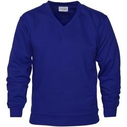 textil Herre Sweatshirts Absolute Apparel  Royal