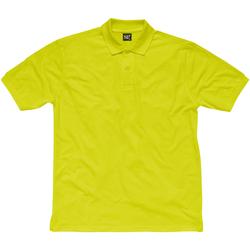 textil Børn Polo-t-shirts m. korte ærmer Sg SG50K Lime