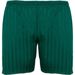 textil Børn Shorts Maddins MD15B Bottle Green