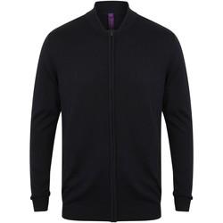 textil Veste / Cardigans Henbury HB718 Navy