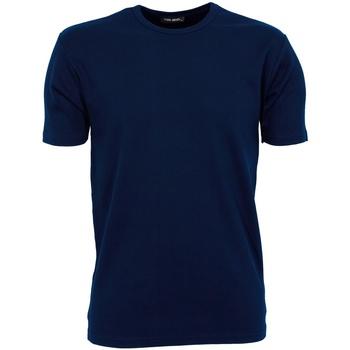 textil Herre T-shirts m. korte ærmer Tee Jays TJ520 Navy Blue