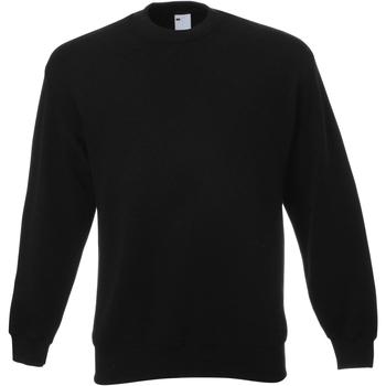 textil Herre Sweatshirts Universal Textiles 62202 Jet Black