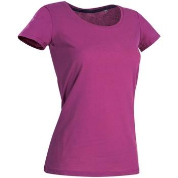 textil Dame T-shirts m. korte ærmer Stedman Stars  Cupcake Pink