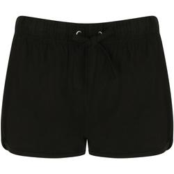 textil Dame Shorts Skinni Fit SK069 Black/ Black