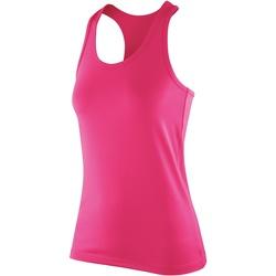 textil Dame Toppe / T-shirts uden ærmer Spiro S281F Candy