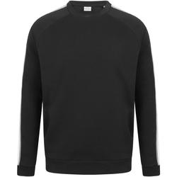 textil Sweatshirts Skinni Fit SF523 Black/White