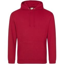 textil Sweatshirts Awdis College Fire Red