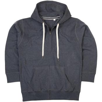 textil Dame Sweatshirts Mantis M84 Charcoal Grey Melange