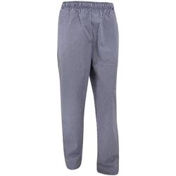textil Løstsiddende bukser / Haremsbukser Dennys DC01E Navy/White