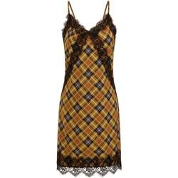 textil Dame Korte kjoler Girls On Film  Yellow