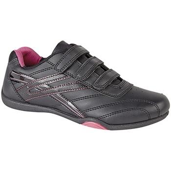 Sko Dame Lave sneakers Dek Raven Black/Fuchsia