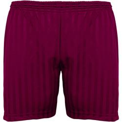 textil Børn Shorts Maddins MD15B Maroon