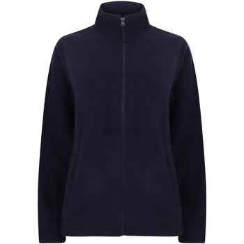 textil Dame Fleecetrøjer Henbury HB851 Oxford Navy