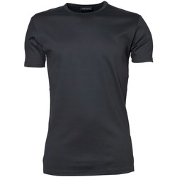 textil Herre T-shirts m. korte ærmer Tee Jays TJ520 Dark Grey
