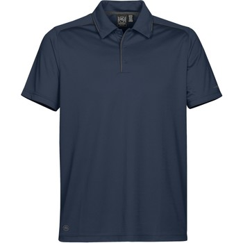textil Herre Polo-t-shirts m. korte ærmer Stormtech XP-1 Navy/Graphite