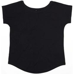 textil Dame T-shirts m. korte ærmer Mantis M91 Black