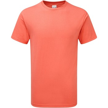 textil Herre T-shirts m. korte ærmer Gildan H000 Coral Silk