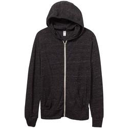 textil Herre Sweatshirts Alternative Apparel AT002 Eco Black