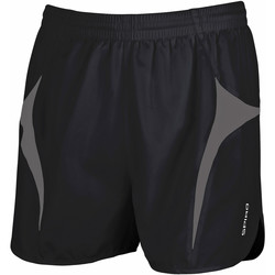 textil Herre Shorts Spiro S183X Black/Grey