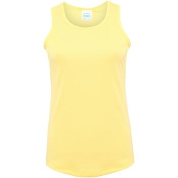 textil Dame Toppe / T-shirts uden ærmer Awdis JC015 Sherbet Lemon