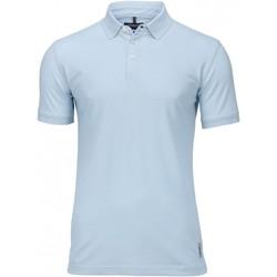 textil Herre Polo-t-shirts m. korte ærmer Nimbus NB52M Sky Blue