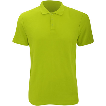 textil Herre Polo-t-shirts m. korte ærmer Anvil 6280 Key Lime