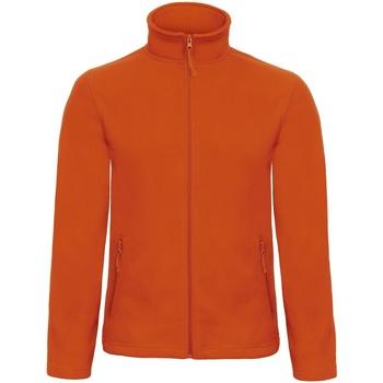 textil Herre Fleecetrøjer B And C ID 501 Pumpkin Orange