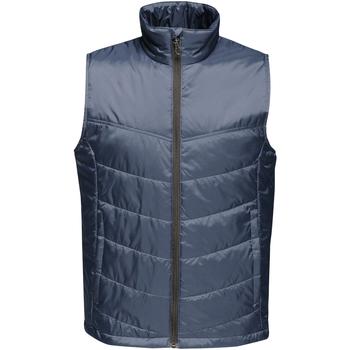 textil Herre Veste / Cardigans Regatta Insulated Navy Blue