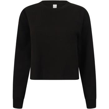 textil Dame Sweatshirts Skinni Fit SK515 Black