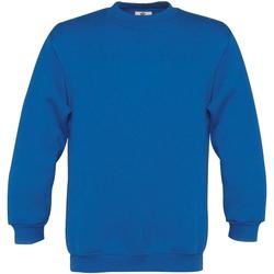 textil Børn Sweatshirts B And C  Royal Blue