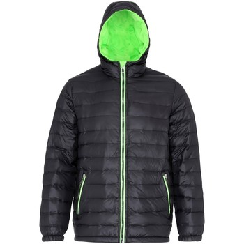 textil Herre Dynejakker 2786 TS016 Black/Lime