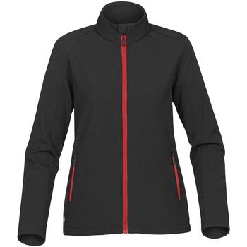 textil Dame Jakker Stormtech KSB-1W Black/Bright Red