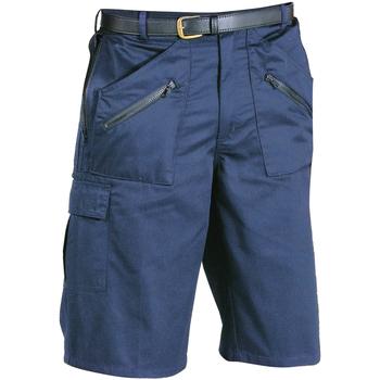 textil Herre Shorts Portwest PW103 Dark Navy