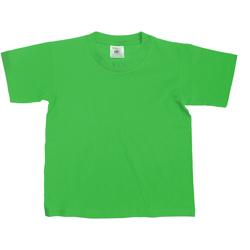 textil Børn T-shirts m. korte ærmer B And C TK300 Kelly Green