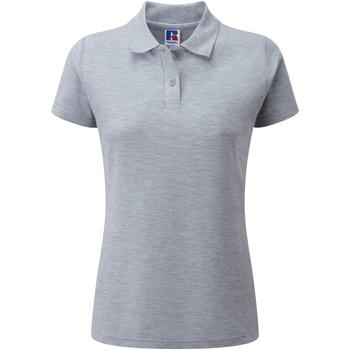 textil Dame Polo-t-shirts m. korte ærmer Jerzees Colours 539F Light Oxford