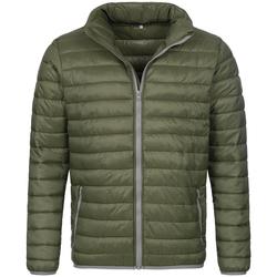 textil Herre Dynejakker Stedman  Military Green