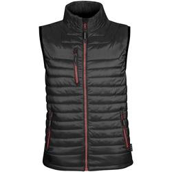 textil Herre Dynejakker Stormtech Thermal Black/ True Red