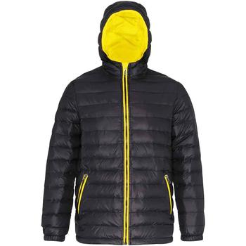 textil Herre Dynejakker 2786 TS016 Black/Bright Yellow