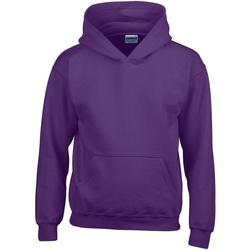 textil Børn Sweatshirts Gildan 18500B Purple