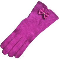 Accessories Dame Handsker Eastern Counties Leather Geri Fuchsia