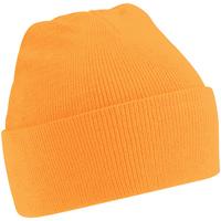 Accessories Herre Huer Beechfield Soft Feel Fluorescent Orange