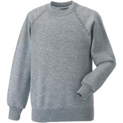 textil Børn Sweatshirts Jerzees Schoolgear 7620B Light Oxford