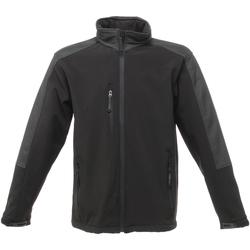 textil Herre Jakker Regatta TRA650 Black/Black