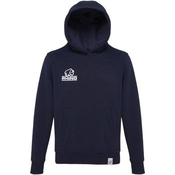 textil Dreng Sweatshirts Rhino RH55B Navy