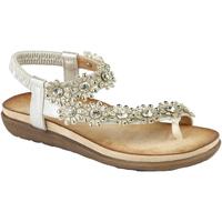 Sko Dame Sandaler Cipriata  Light Silver