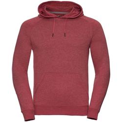 textil Herre Sweatshirts Russell R281M Red Marl