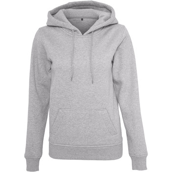 textil Dame Sweatshirts Build Your Brand BY026 Heather Grey
