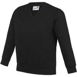 textil Børn Sweatshirts Awdis  Black